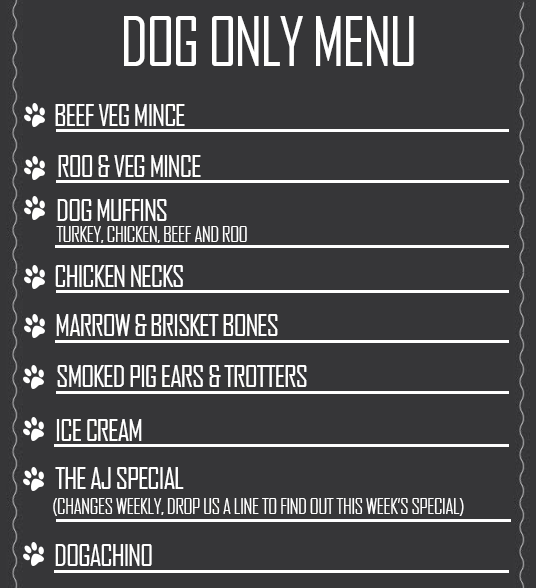 Dog-House-Menu